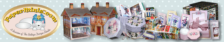Paper Minis - Ann Venture