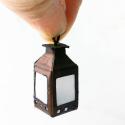 Antiga lanterna de mão