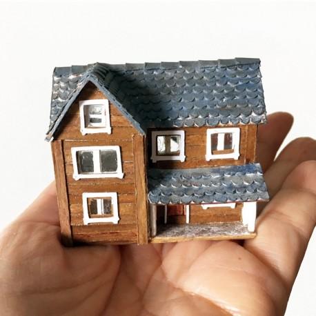 Mini casinha