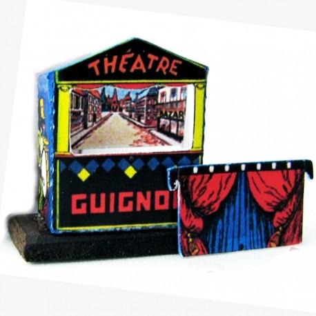 Micro teatro Guinol