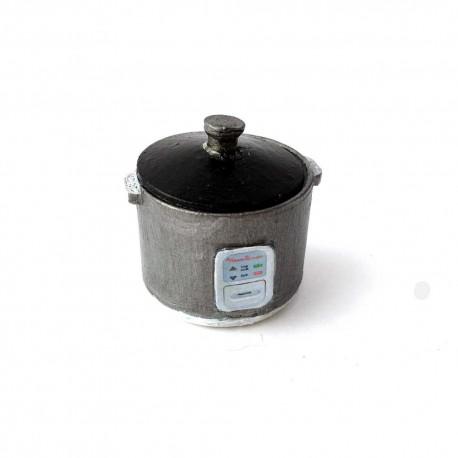 Miniatura panela de arroz