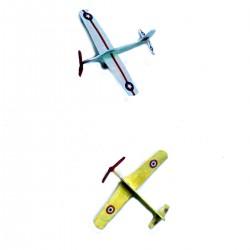 2 Minis aeroplanos