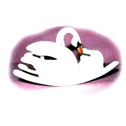 Cisne balanço