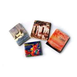 Livros de aquarela