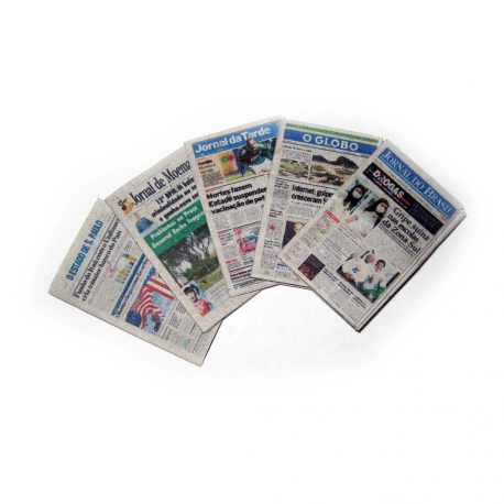 Jornais brasileiros