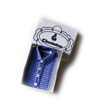 Camisa dobrada