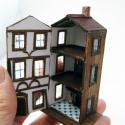 casinha estilo Tudor